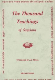 Cover of Thousand Teachings