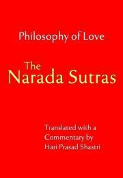 Cover of Philosophy of Love the Narada Sutras