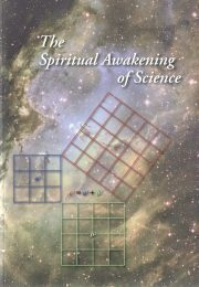 Cover of Spiritual Awakening of Science