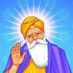 Popular image of Guru Nanak